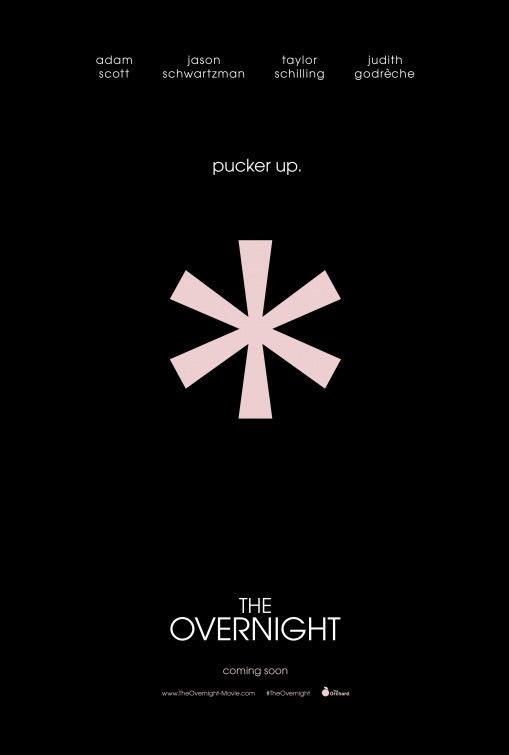 The Overnight Large Poster