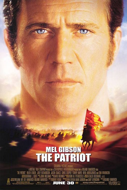 The Patriot Large Poster