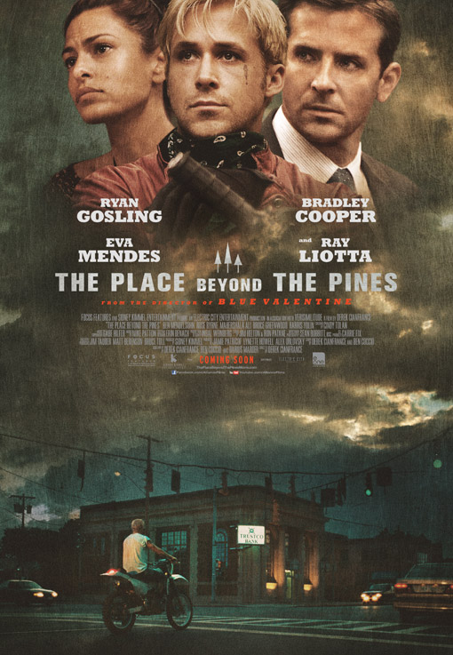 The Place Beyond the Pines Large Poster
