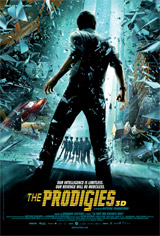 The Prodigies 3D Movie Poster