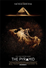 The Pyramid Movie Poster