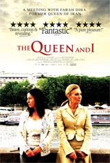The Queen and I Movie Poster
