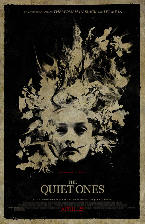 The Quiet Ones Large Poster