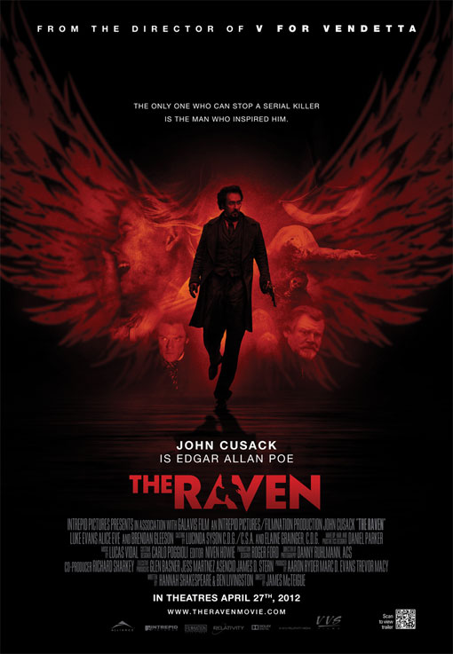 The Raven official Movie Poster