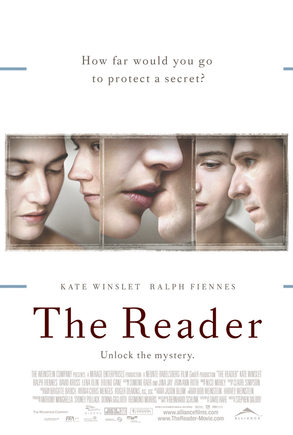 The Reader Large Poster