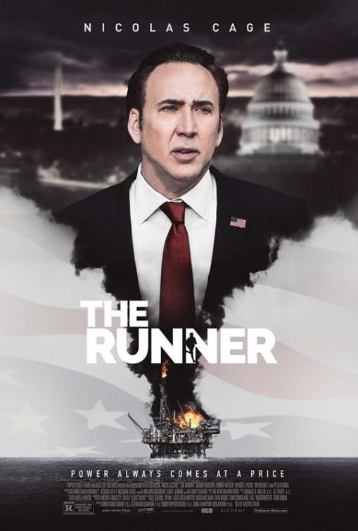 The Runner Large Poster