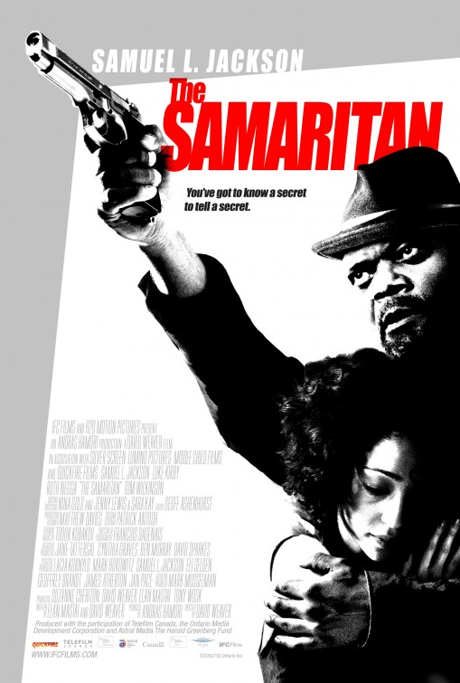 The Samaritan Large Poster