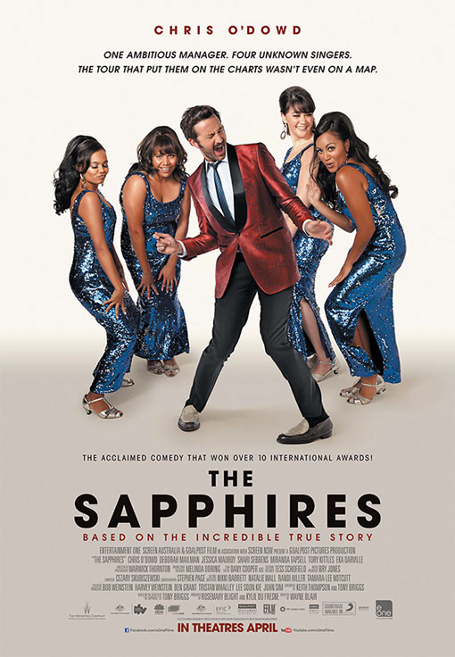 The Sapphires Large Poster