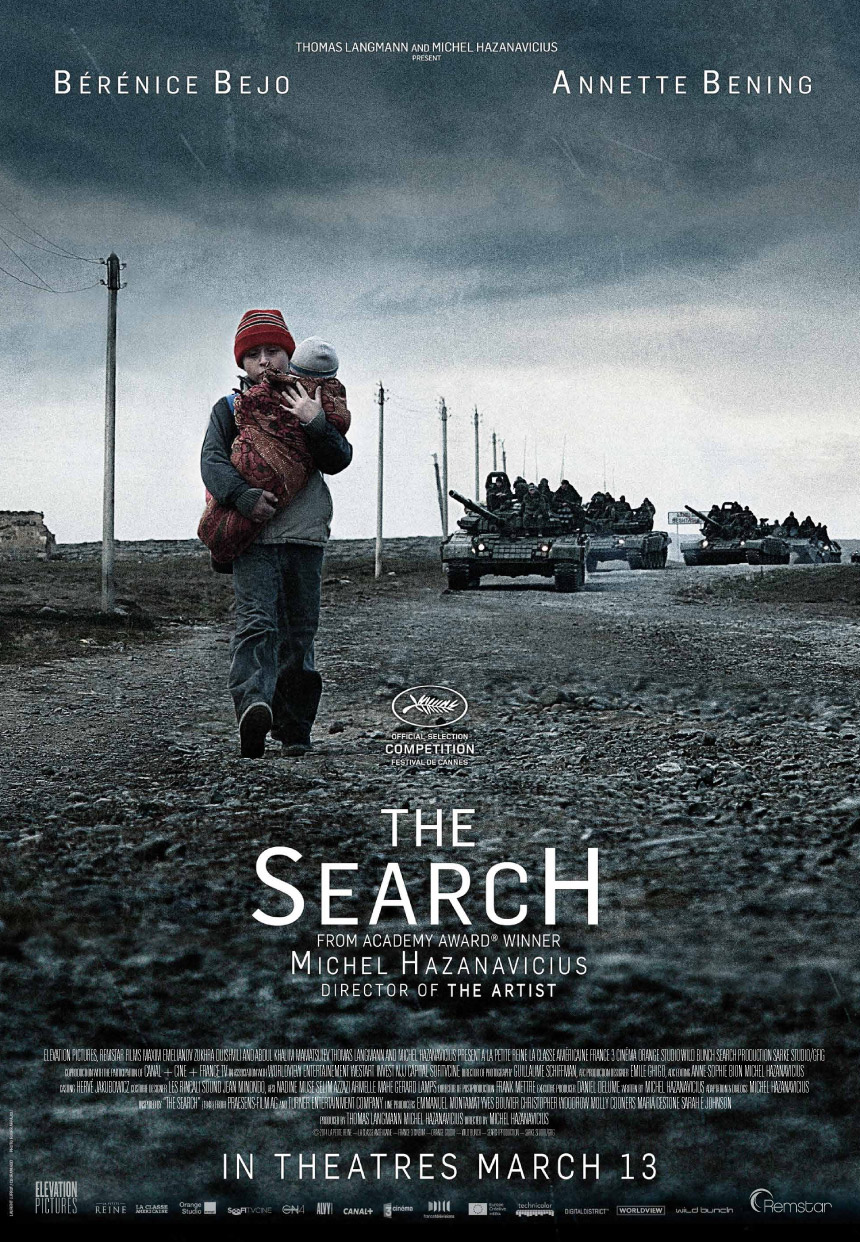 The Search Large Poster