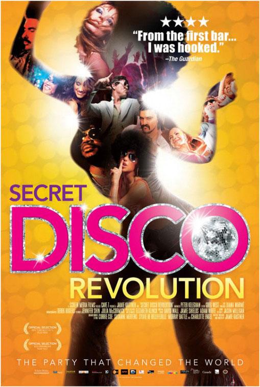 The Secret Disco Revolution Large Poster