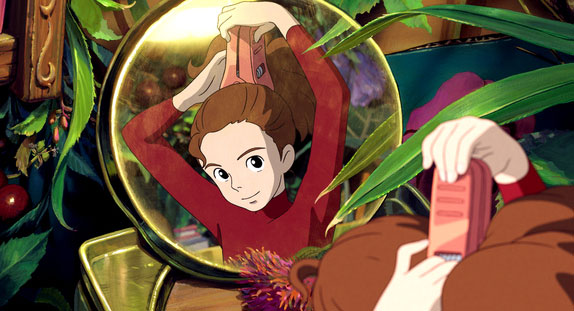 The Secret World of Arrietty photo 3 of 11