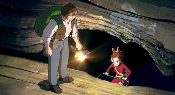 The Secret World of Arrietty photo 4 of 11