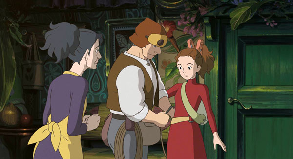 The Secret World of Arrietty photo 7 of 11