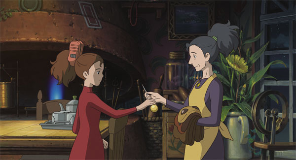 The Secret World of Arrietty photo 8 of 11