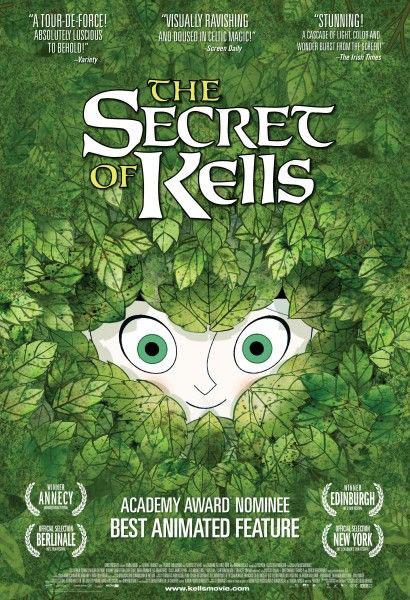 The Secret of Kells Large Poster