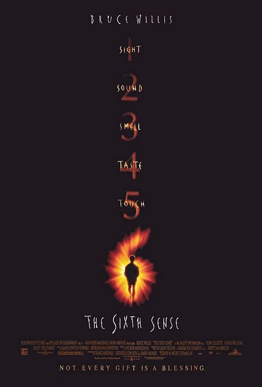 The Sixth Sense Large Poster
