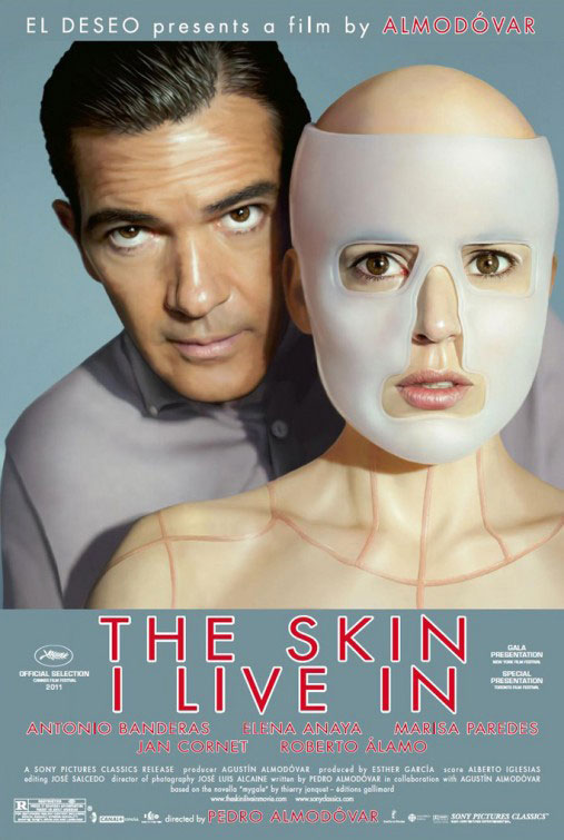 The Skin I Live In Large Poster