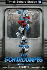 Les Schtroumpfs Movie Poster