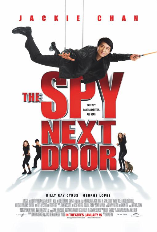 The Spy Next Door Large Poster