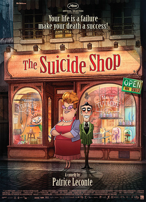 The Suicide Shop Large Poster