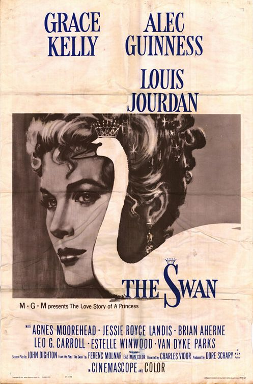 The Swan Large Poster