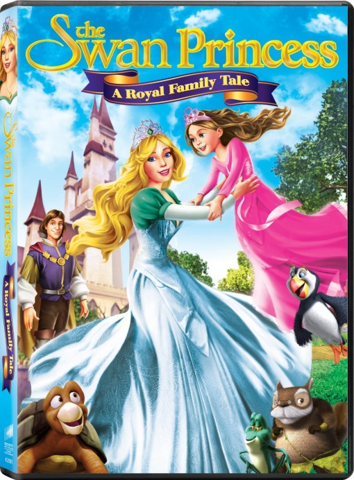 The Swan Princess: A Royal Family Tale Large Poster
