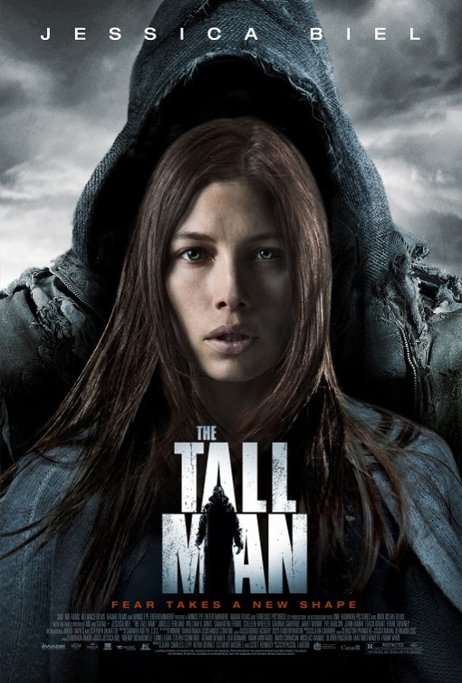 The Tall Man Large Poster