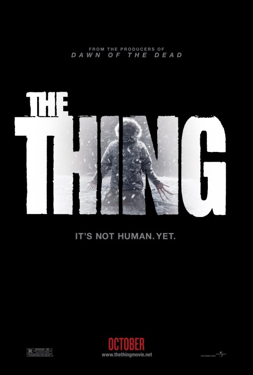 The Thing movies in Canada