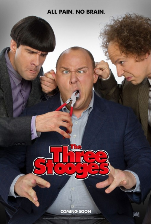 The Three Stooges Large Poster