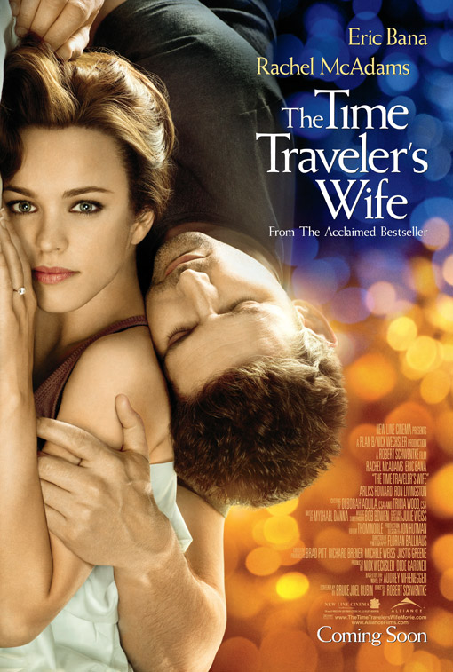 The Time Traveler's Wife Large Poster