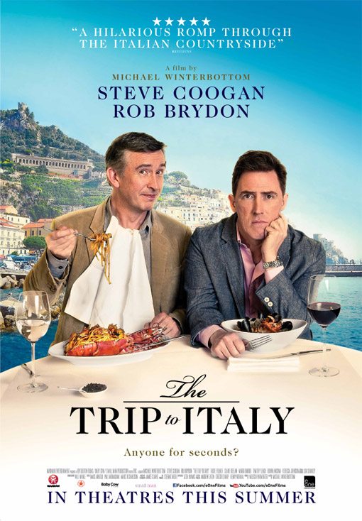 The Trip to Italy Large Poster
