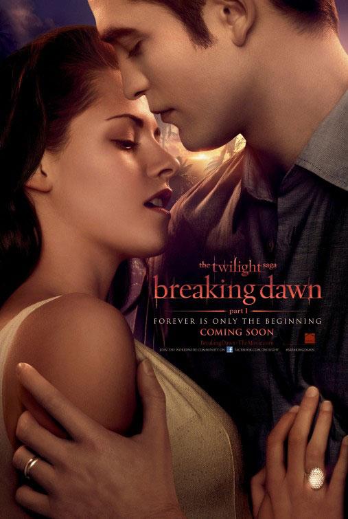 The Twilight Saga: Breaking Dawn - Part 1 Large Poster