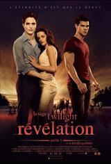 La saga Twilight : Révélation - Partie 1 Movie Poster