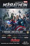 Ultimate Marvel Marathon 2015