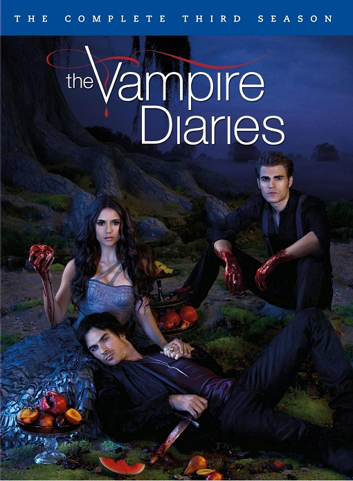 The Vampire Diaries: The Complete Third Season Large Poster
