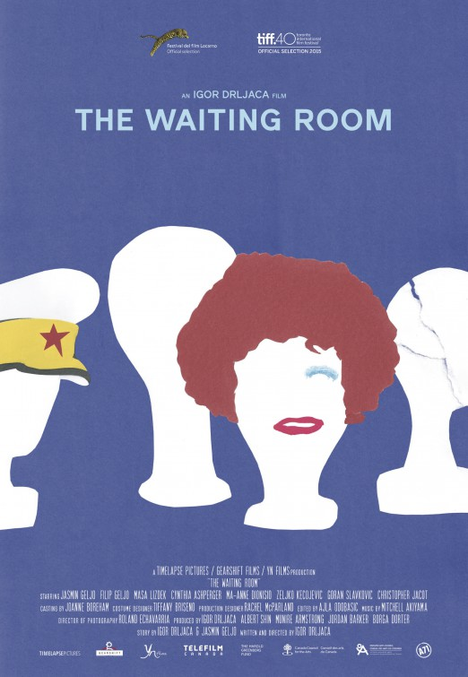The Waiting Room Large Poster