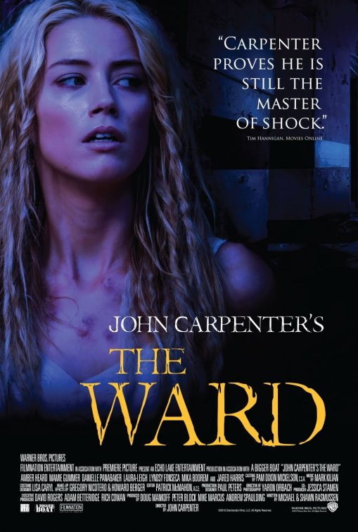 The Ward Large Poster