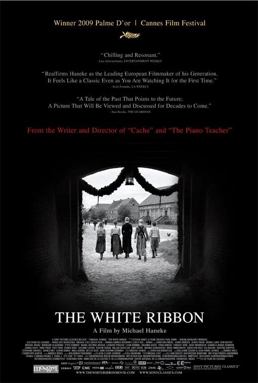 The White Ribbon Large Poster