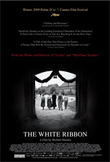 The White Ribbon Movie Poster