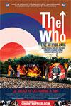 The Who : Live au Hyde Park chez Ciné Entreprise (v.o.a.)
