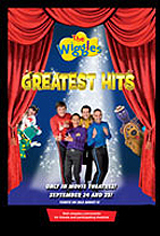 The Wiggles Greatest Hits in the Round Movie Poster