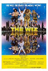 The Wiz Movie Poster