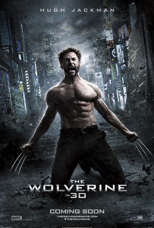The Wolverine Large Poster