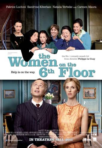 The Women on the 6th Floor Large Poster