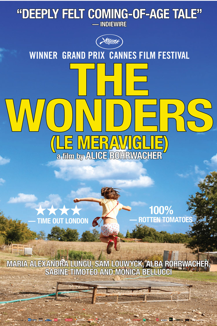 The Wonders Large Poster