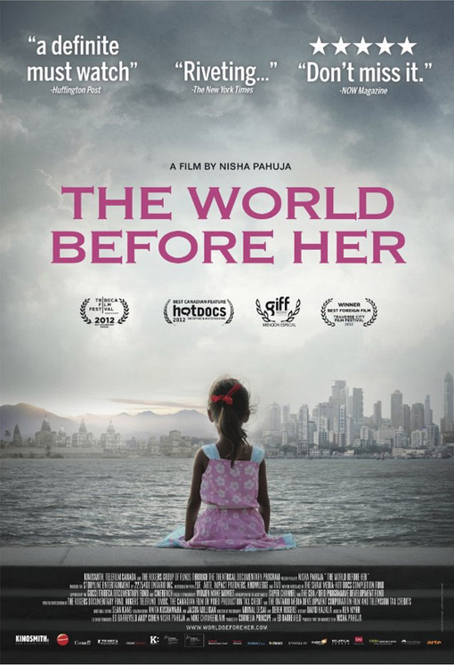 The World Before Her Large Poster