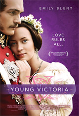 The Young Victoria Movie Poster