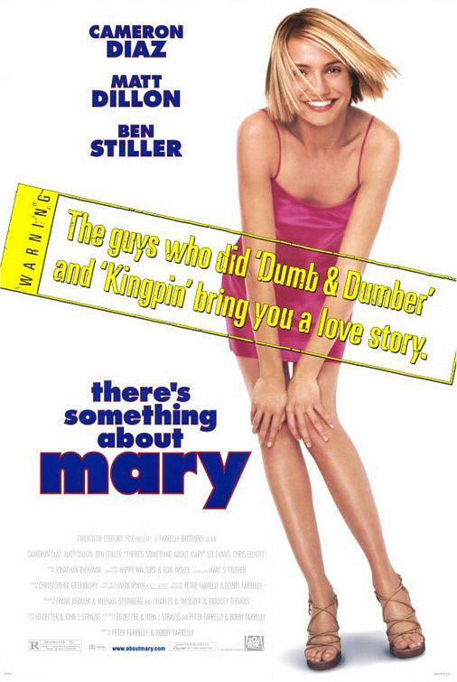 There's Something About Mary Large Poster