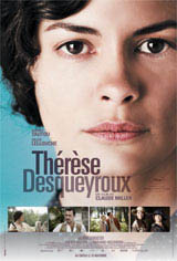 Thérèse Desqueyroux Movie Poster