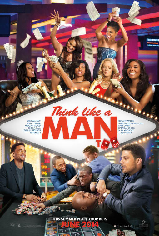 Think Like a Man Too Large Poster